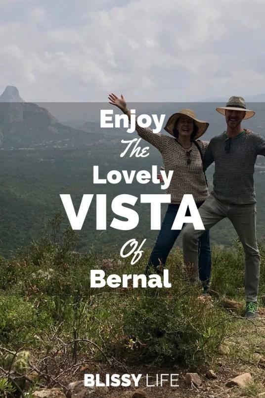 Enjoy The Lovely VISTA Of Bernal