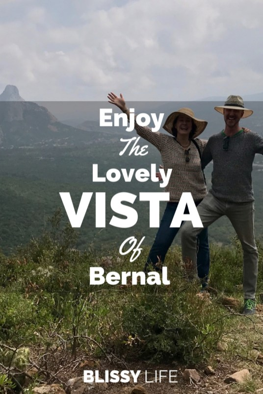 Enjoy The Lovely VISTA Of Bernal