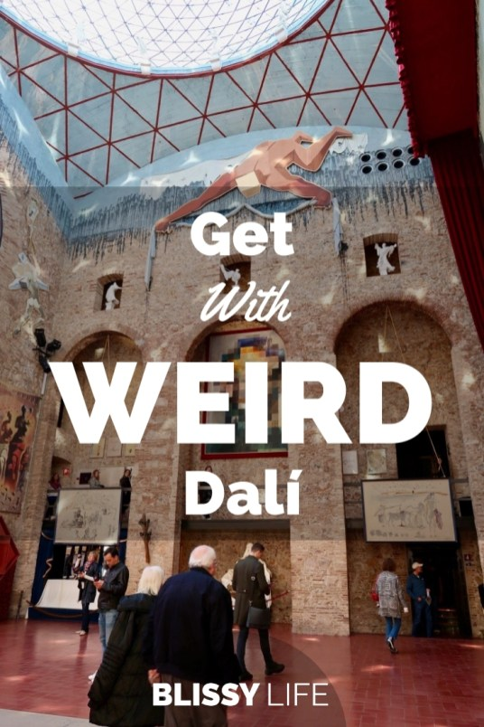Get WEIRD With Dalí