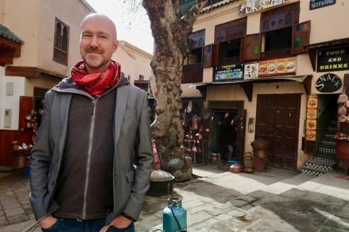 Medina In Fez, Morocco