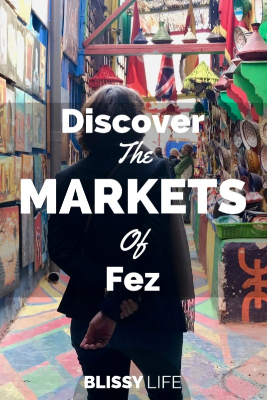 Discover The MARKETS Of Fez