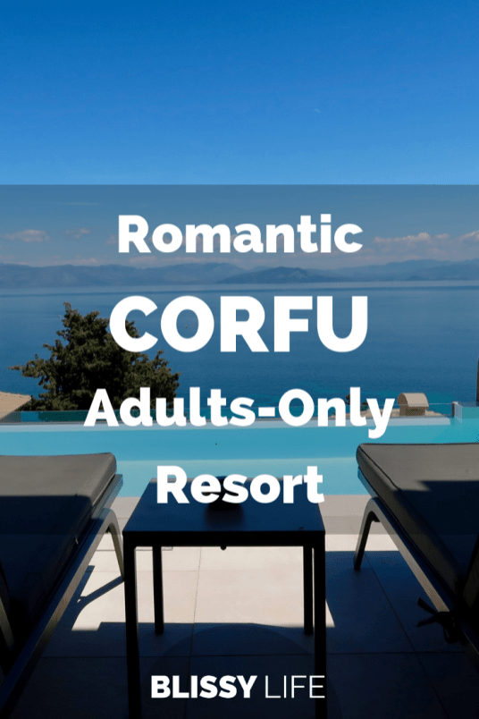 Romantic CORFU Adults-Only Resort