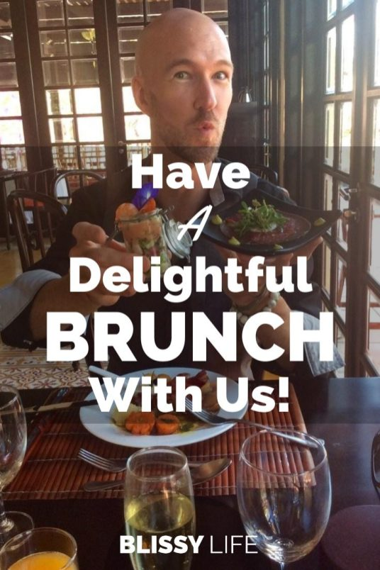 Have A Delightful BRUNCH With Us!