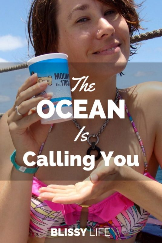 The OCEAN Is Calling You