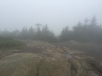 summit of Cadillac Mtn
