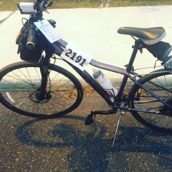My trusty ride!