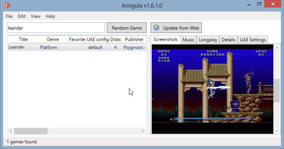Amigula | Blitter Studio