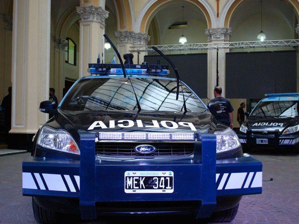 ford patruleros