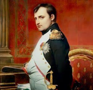 Napoleão Bonaparte. O primeiro homem a decretar a guerra total.