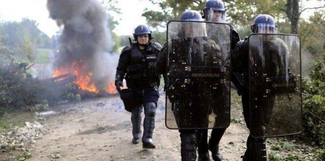 gendarmerie móvel