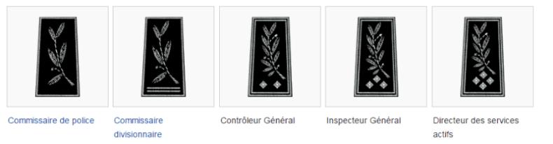 Comissários de Polícia