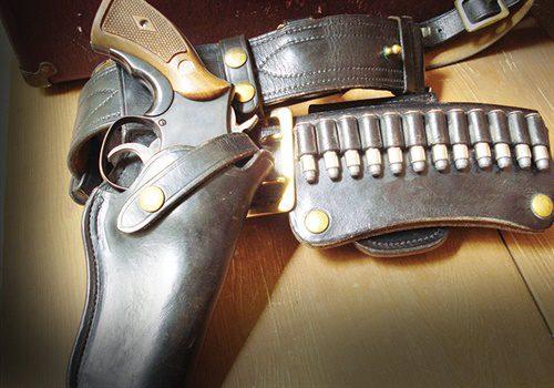 Cinto Padrão utilizado pela maioria dos departamentos de polícia nos EUA nos anos 60 e 70