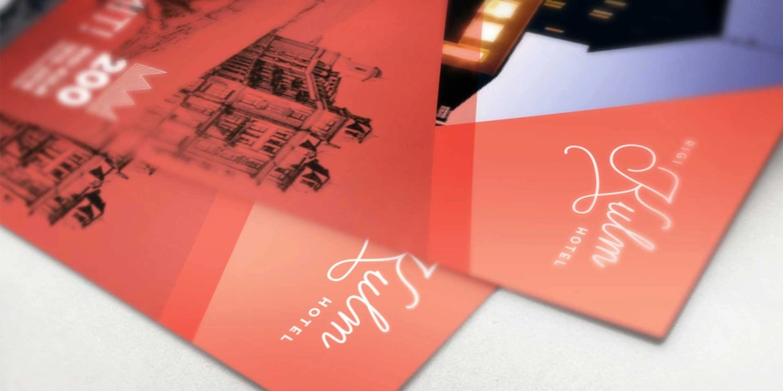 Rigi Kulm Hotel Redesign CI/CD by Werbeagentur Bern - Blitz & Donner