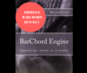 IMPROVE BARCHORD QUICKLY AT BLITZGUITAR.COM
