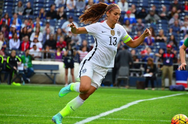 USA crushes Costa Rica in first Olympic qualifying match ...