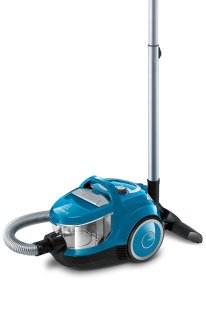 Bagless vacuum cleaner with sensor control, Dhs576.45*, Bosch, bosch.ae