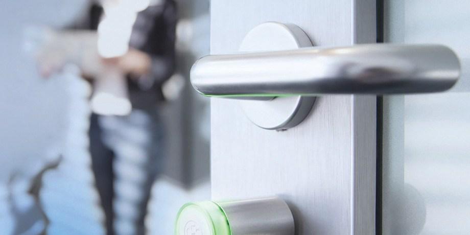 home security door electronic lock