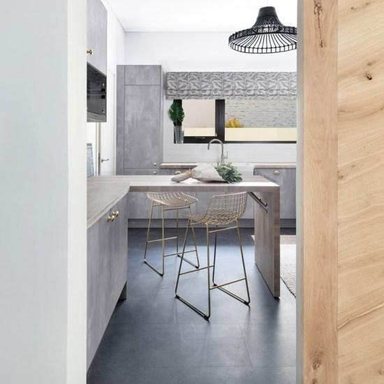 Kaiser Kitchens modern design
