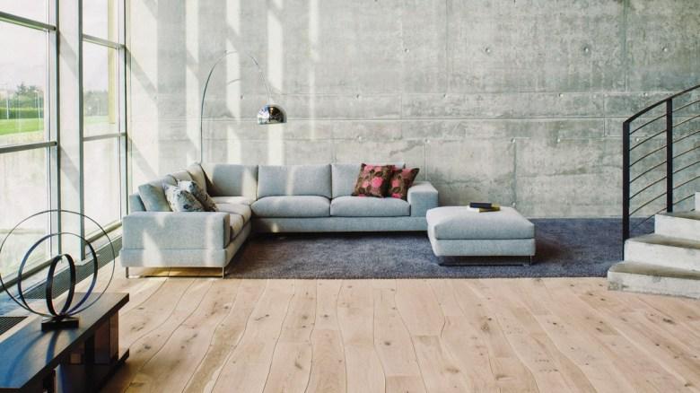 Curved Oak, Bolefloor, Available from woodfloors Middle East LLC.