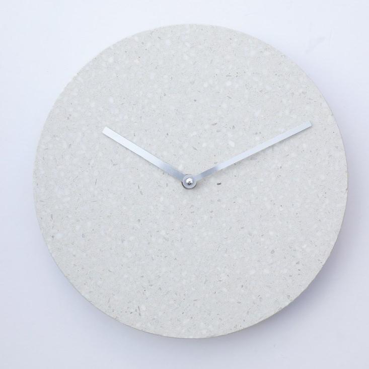 Tarrazzo wall clock