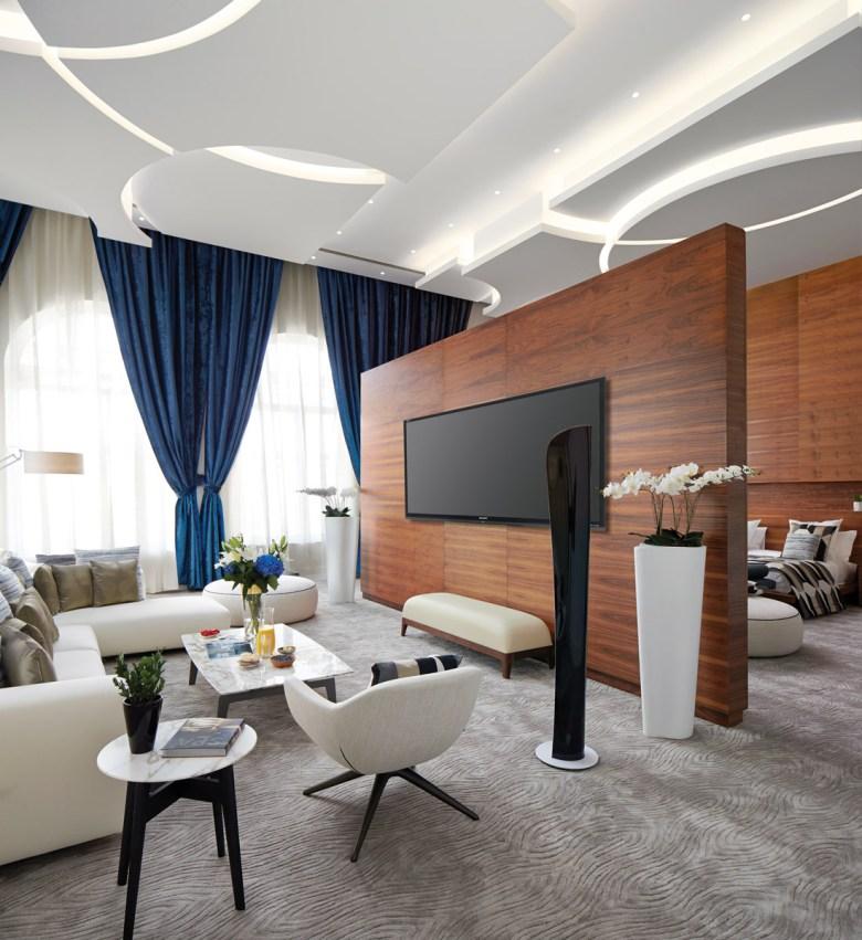 Zen Interiors, living room