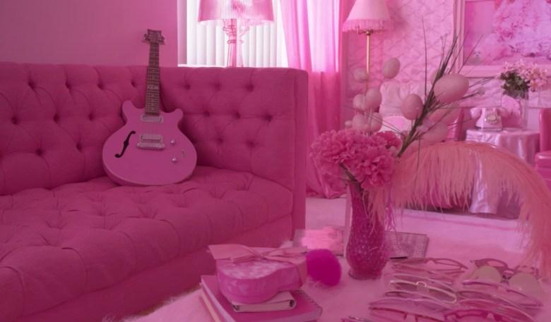 Amazing Interiors Netflix Pink Palace