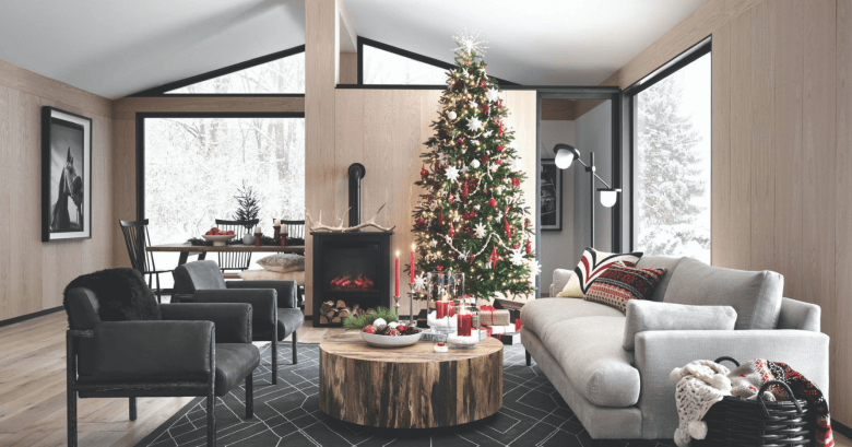 Apres ski cosy holiday collection
