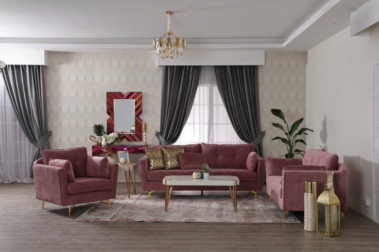 Elegant sofa set from Danube Home