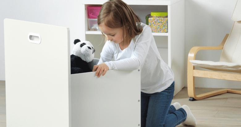 STUVA / FRITIDS toy storage