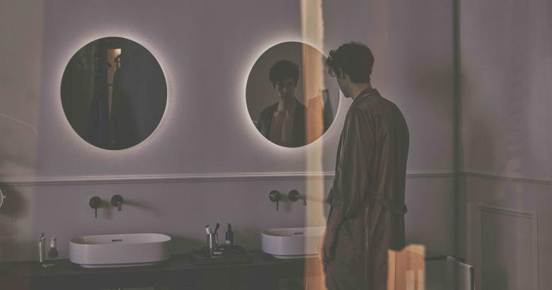 Ideal Standard modern bathroom
