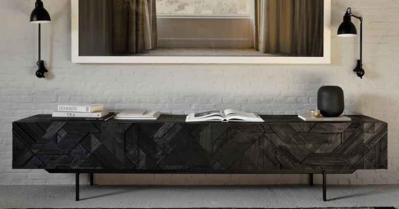 Soul and Tables TV console