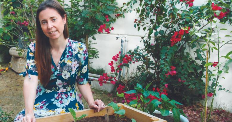 Rachel The Homegrown Gardener