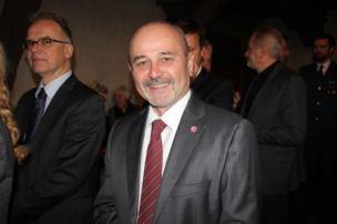 Hans Rothammer, Präsident SSV Jahn Regensburg