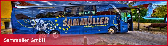 360° Panorama-Tour Sammüller GmbH Reisebus