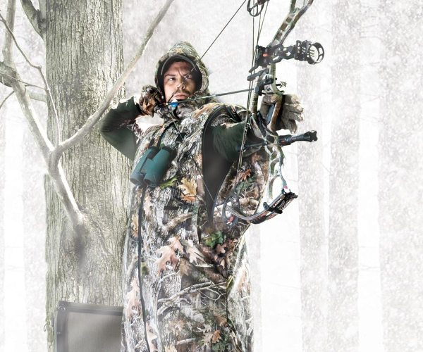 Blizzard Buddy Cold Weather Hunting Suit