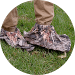 ard Buddy hunting suit boot covers