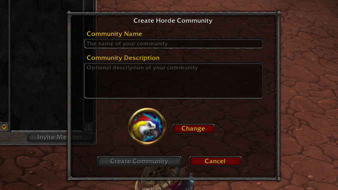 It S Basically As If All Guilds Were Cross Realm Blizzard Group On The Other Hand Invites People Via Their Battletags This Is Intended For Playing And