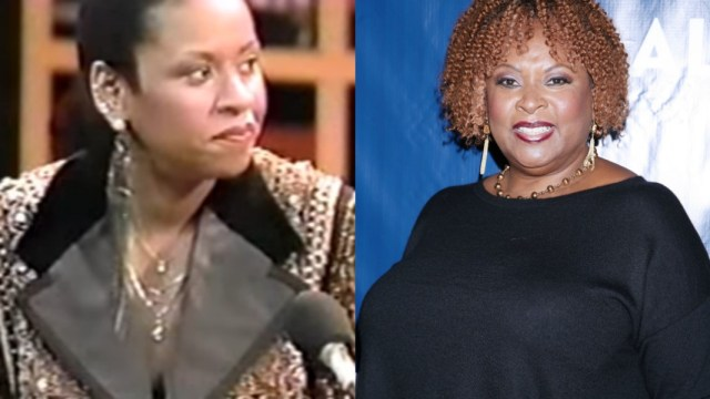 Robin Quivers breast reduction
