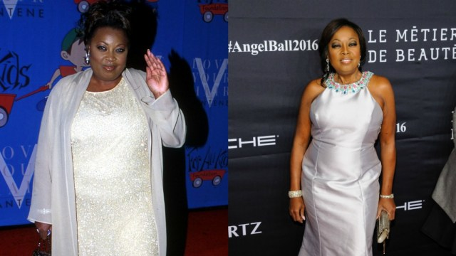 Star Jones breast reduction