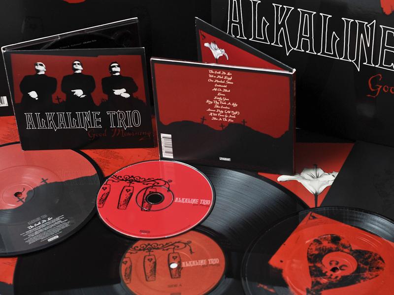 Alkaline Trio – Good Mourning