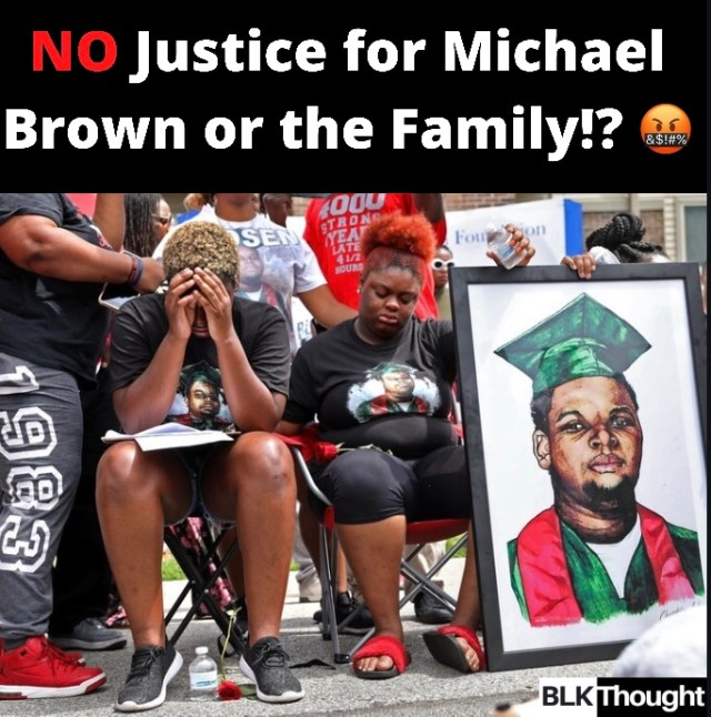 3rd Time Darren Wilson Has Gotten Away With It, His Last Victim, Michael Brown