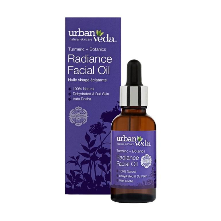Urban Veda Radiance Facial Oil 30 ml
