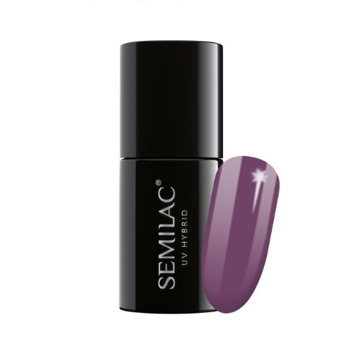 At-Home Manicure: Semilac 285 Dancing Time UV Gel Polish
