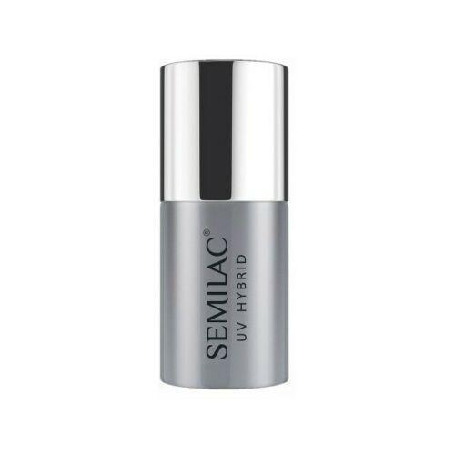 At-Home Manicure: Semilac Top Coat No Wipe UV Gel Polish