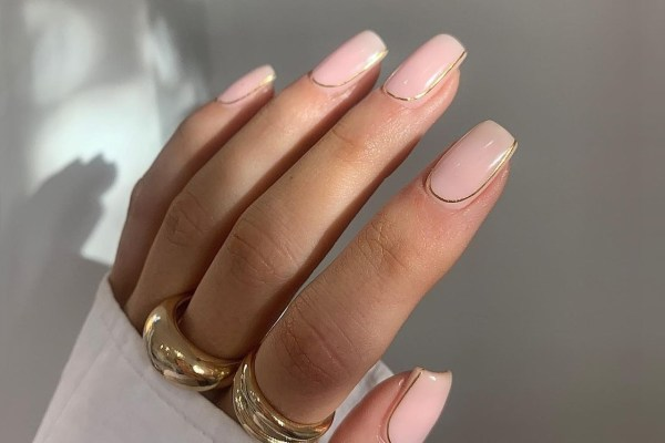 On Our Radar: Solid Gold Manicure