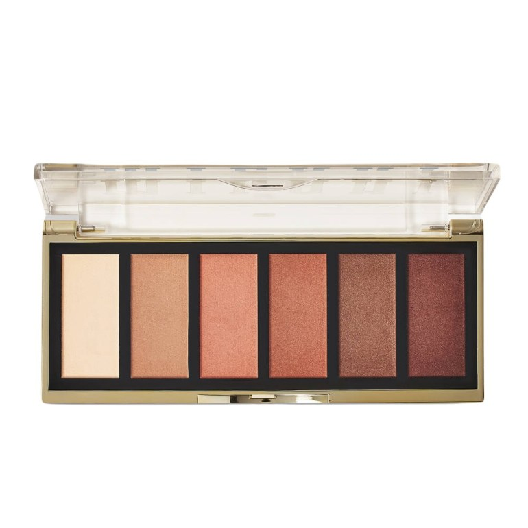 Neutral Eyeshadow Palettes For Every Budget: Milani Most Wanted Eyeshadow Palette - Partner In Crime