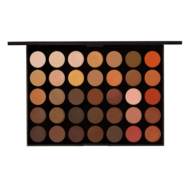 Neutral Eyeshadow Palettes For Every Budget: Morphe 35O Nature Glow Artistry Palette