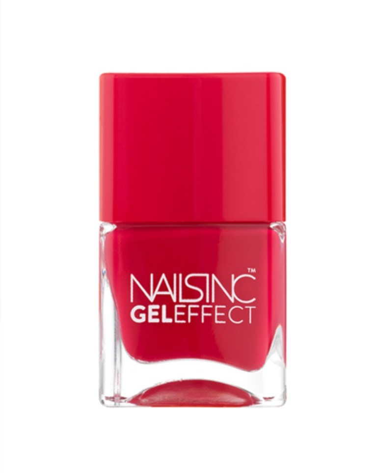 Nails.INC Beaufort Street Gel Effect Nail Polish