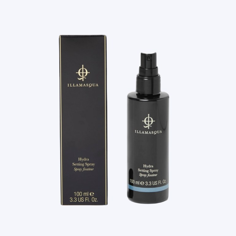 Product Review: Illamasqua Hydra Setting Spray 100ml