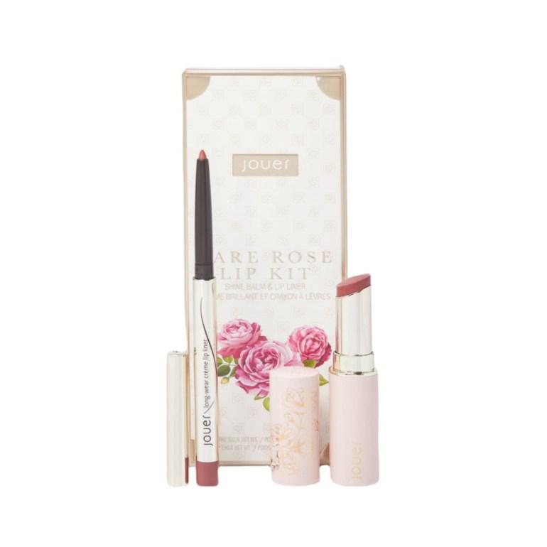 Jouer Bare Rose Lip Kit